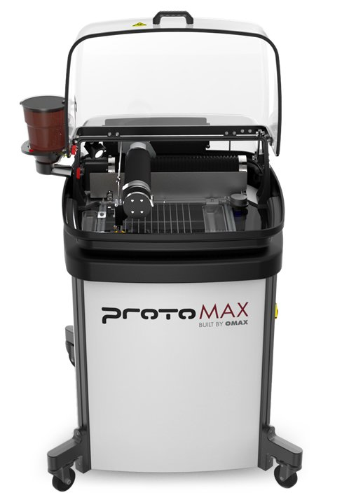 ProtoMAX - Front View Open